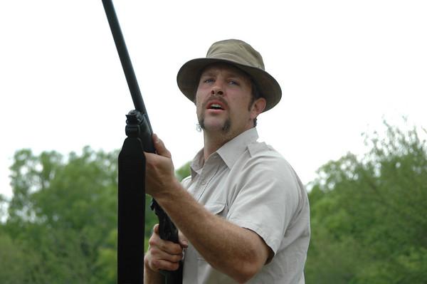 Bass Skeet Shooting Trip